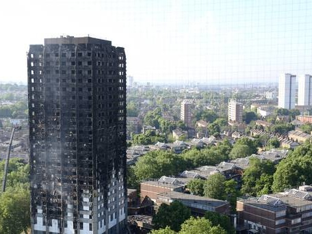 Government agency denied 'killer cladding' affected property values day after Grenfell disaster