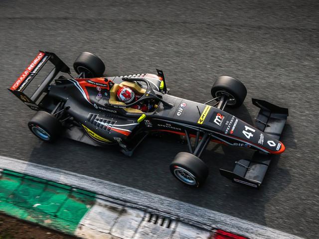 Kush Maini secures podium finish in Formula Renault Eurocup debut