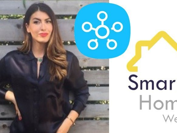 Smart Home Week 2019 – Interview #1 Abbie Byrom from Samsung SmartThings