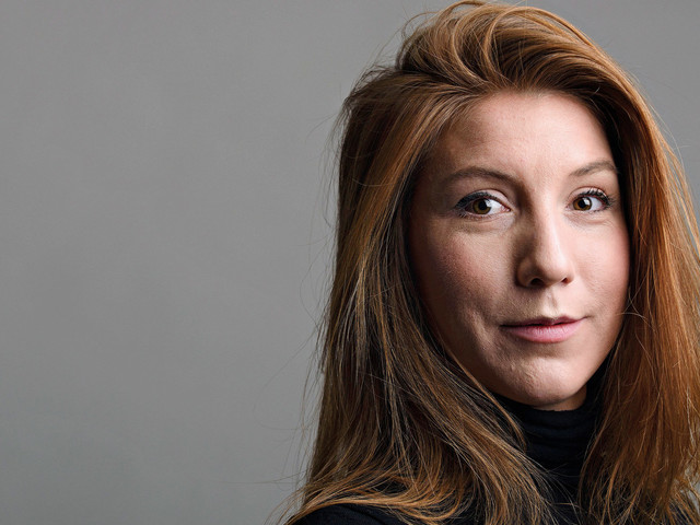 Kim Wall: Headless Torso Found In Copenhagen That Of Missing Swedish Journalist, Police Confirm