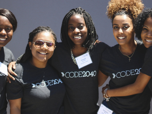 Code2040 is launching its flagship program in NYC