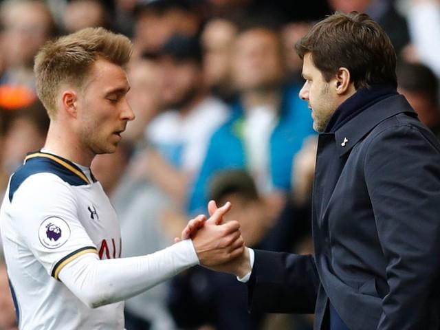 Tottenham midfielder Christian Eriksen insists club do not 'need to spend to win'