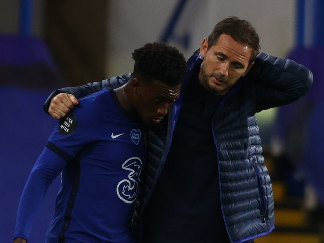 Lampard 'very open to conversations' about Hudson-Odoi, Rüdiger futures