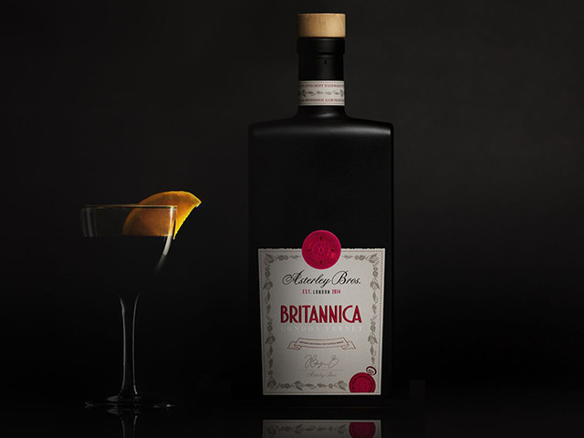 Forest Hill meets Milan in the Britannica London Fernet