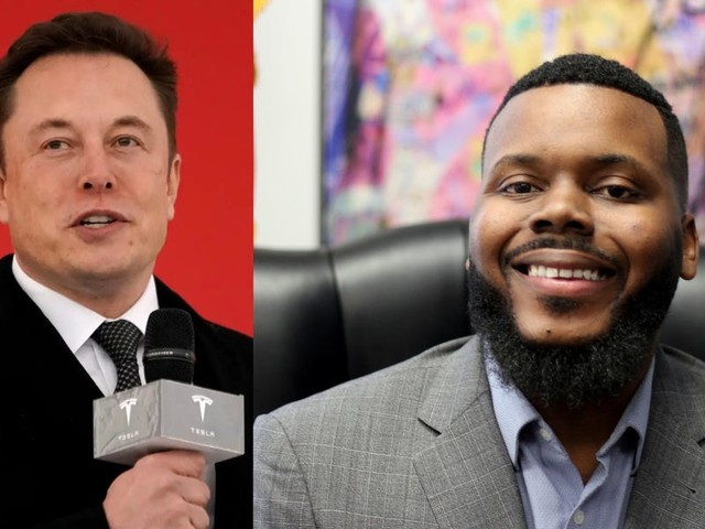 Elon Musk tweeted his support for a universal basic income after a majority-Black coalition of mayors pledge similar schemes in 11 US cities