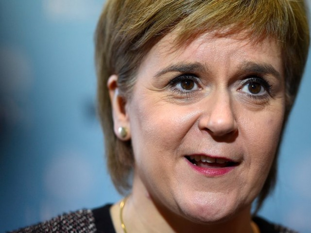 Denying Scotland an independence referendum would be 'politically catastrophic' for the UK government