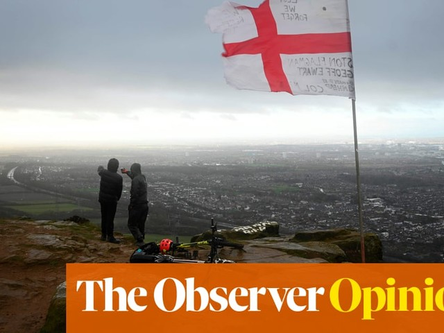 Proud to be English: How we can shape a progressive patriotism