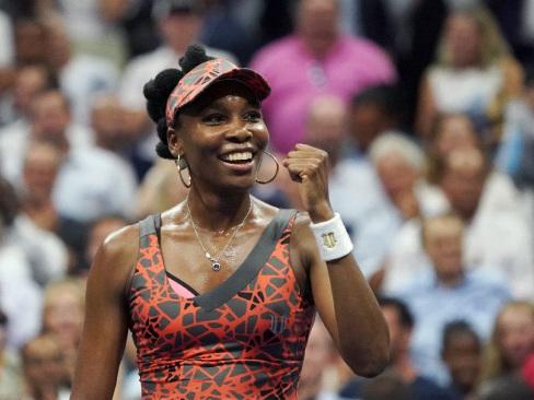 Venus egdes Kvitova, to face Stephens in US Open semis