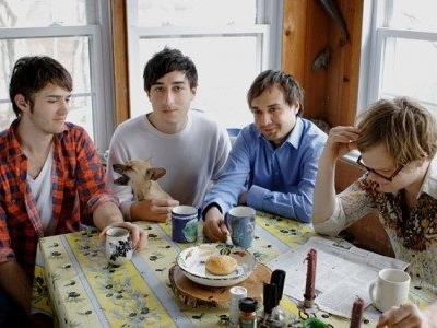 Grizzly Bear post Neighbors video