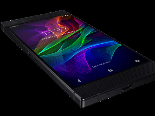 Razer Enters The Smartphone Arena With The Razer Phone