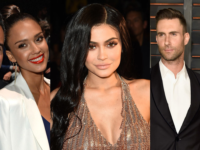 Kylie Jenner Isn't the Only Pregnant Celeb - These Stars Are Expecting Too!