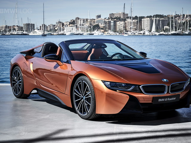 Video Pov Bmw I8 Roadster Review Motors Anygator Com