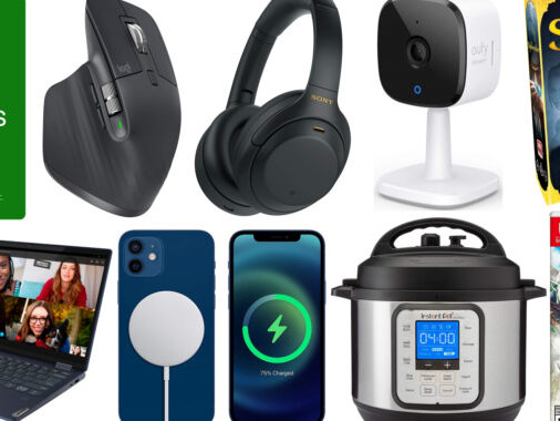 Today's best tech deals: Sony WH-1000XM4, Logitech MX Master 3, and more