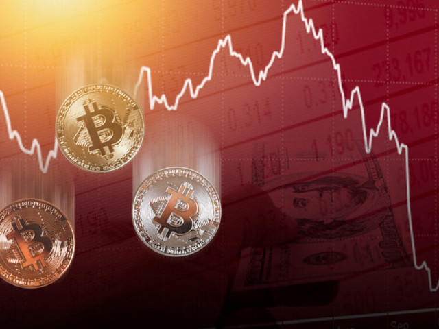 Bitcoin records biggest one-day drop in almost two months