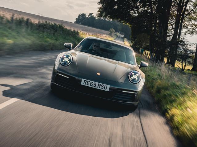 Porsche 911 Carrera 2021 long-term review
