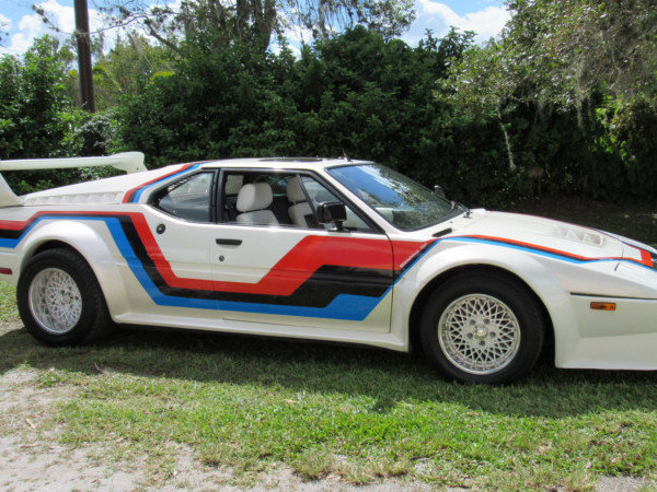 Rare Rides: The 1979 BMW M1 – BMW Wants to Race, but Wait a Minute (Part II)