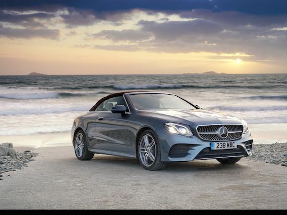 Road Test: Mercedes E-Class Cabriolet
