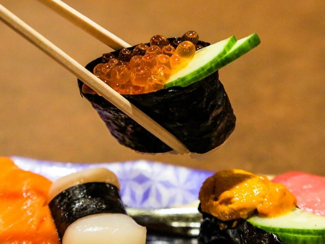 I tried Wegmans' sushi and was surprised that it was better than the sushi at many restaurants