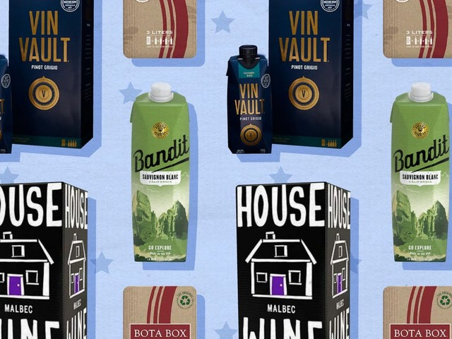 8 of the best boxed wines to try in 2021, and no, Franzia didn't make our list