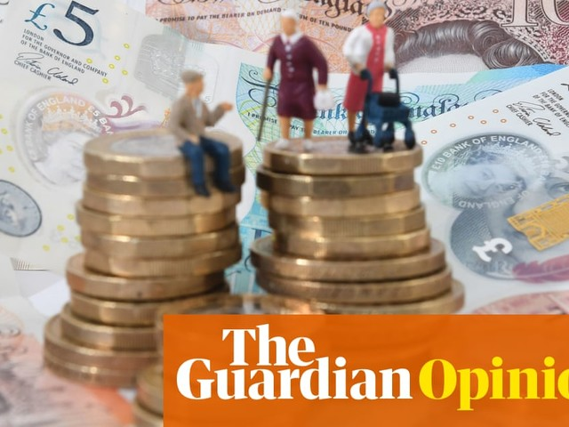 From now, policies must put young people first. Starting with the triple-lock pension | Polly Toynbee