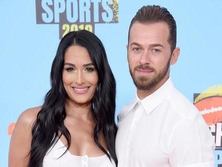 Nikki Bella can be herself with Artem Chigvintsev