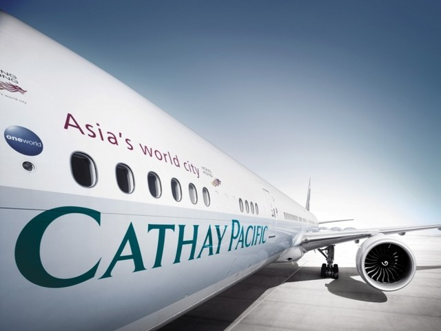 Cathay Pacific reports HK$2,051 million loss for first six months of financial 2017