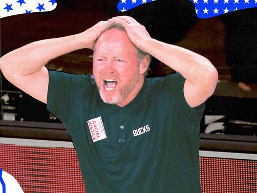 The Bucks' loss in the 2020 NBA Playoffs is a total organizational failure