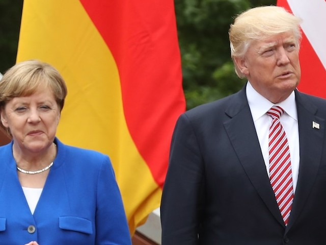 Trump asks 'WHERE IS THE FEDERAL RESERVE' after Germany sells bonds with no interest