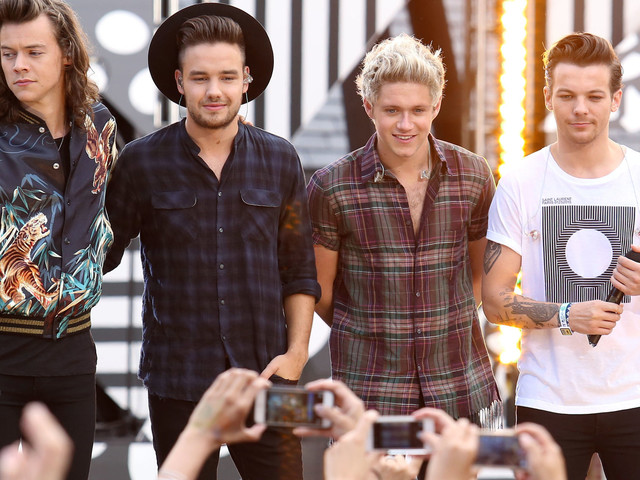 One Direction Fan Diagnosed With Collapsed Lung After Overzealous Screaming At Concert