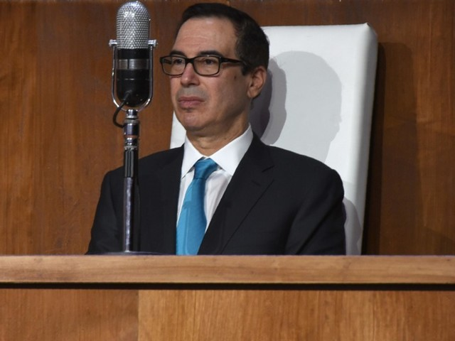 Judging By This New York Times Story, Steve Mnuchin Is a Liar