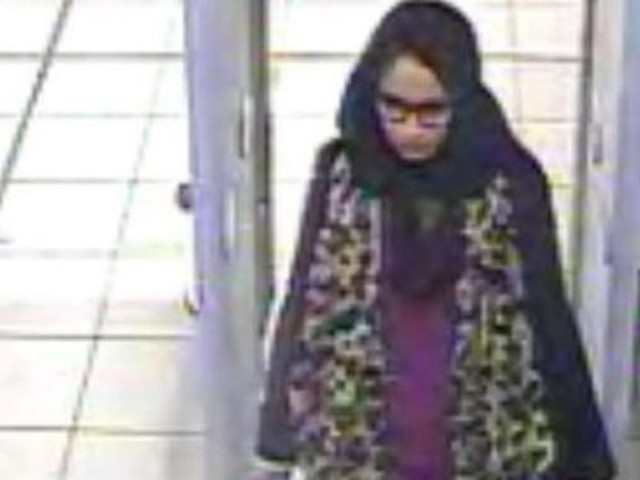 The family of the 9-month pregnant British teen who joined ISIS insists she poses no threat even as government threatens to stop her from returning