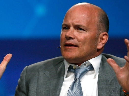 Billionaire Mike Novogratz says these 5 cryptocurrencies that aim to replace JPMorgan and the NYSE could blow up in the next five years