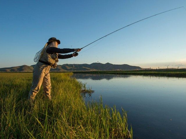 Utah is encouraging people to catch up to twice the fish they're normally allowed as rising water temperatures threaten to kill off supplies