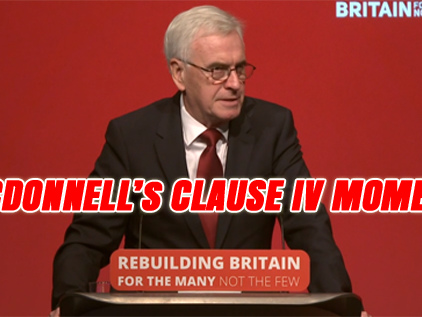 McDonnell's Clause IV Moment