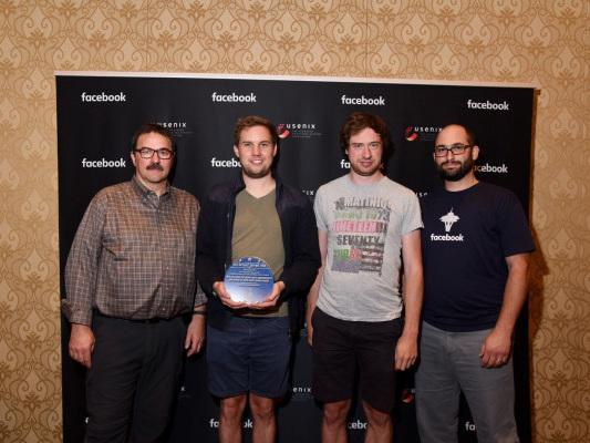 Facebook awards $200K to Internet Defense Prize winners