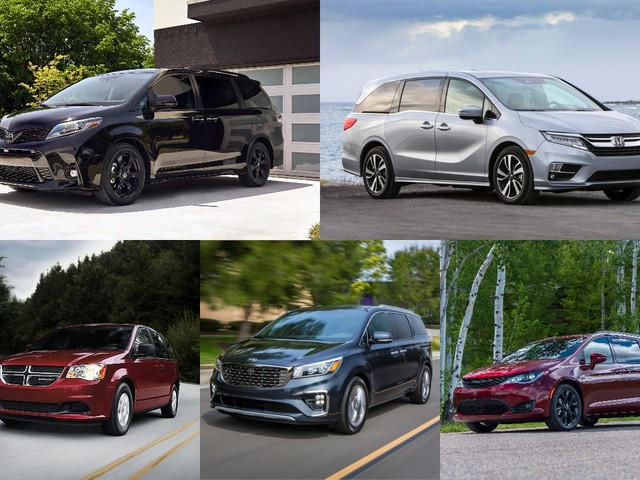 In a Slowing U.S. Auto Market, Minivan Sales Are Falling 7 Times Faster Than the Overall Market