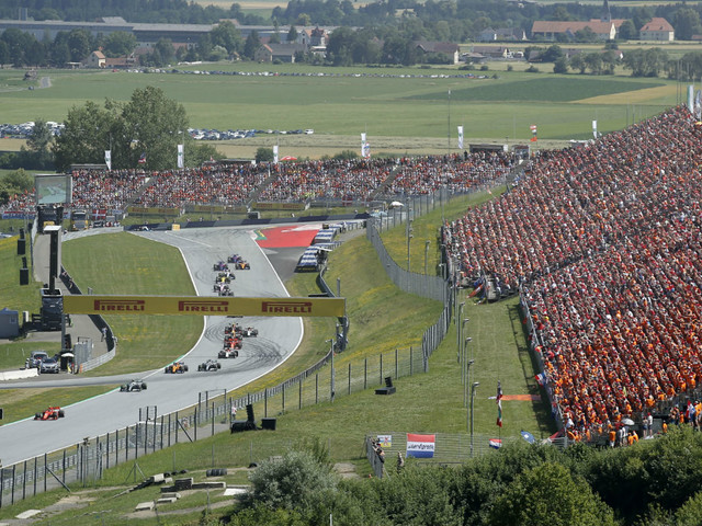 Sport shorts: F1 targets Austrian Grand Prix on 5 July for start of the 2020 season