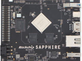 Linux/Android hacker SBC with hexa-core Rockchip SoC debuts at $75