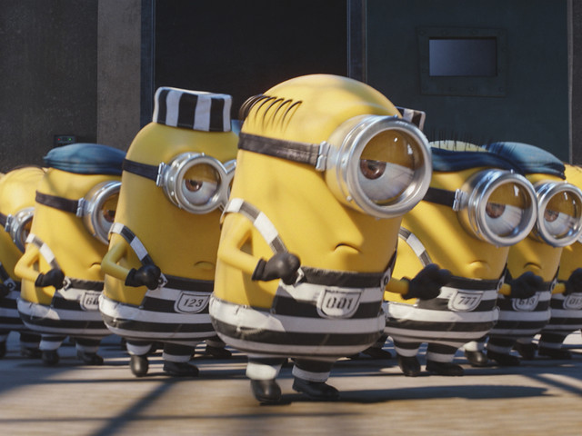 Exclusive Clip from 'Despicable Me 3' Blu-ray Teases More Minion Madness
