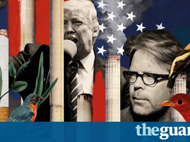 Is it too late to save the world? Jonathan Franzen on one year of Trump's America