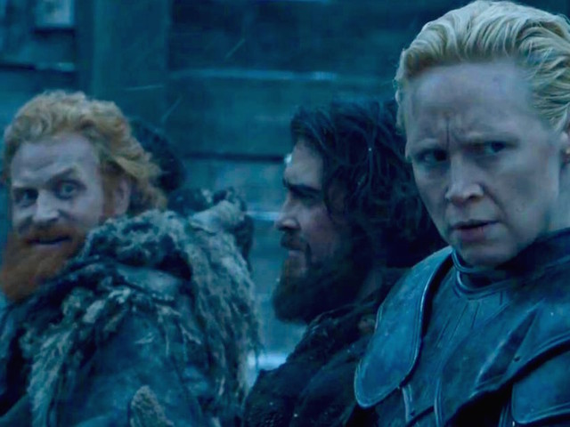 Don't Count on Game of Thrones Giving Brienne & Tormund a Happy Ending