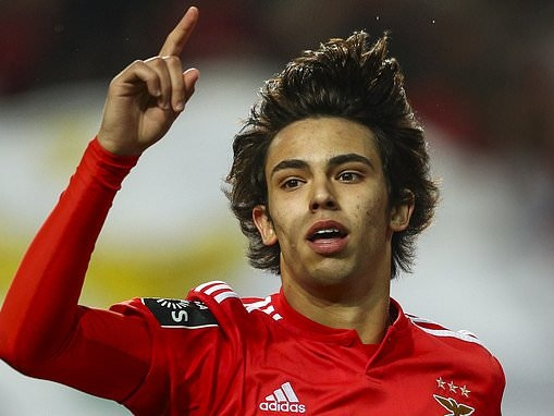 Joao Felix nears Atletico Madrid as Benfica weigh up huge £113m offer