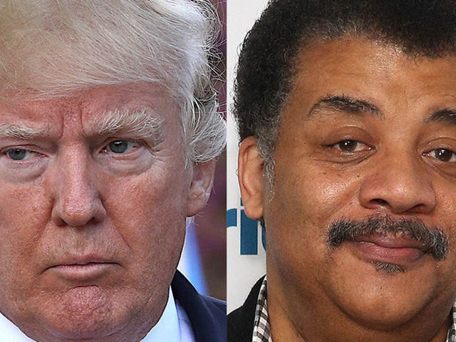 Neil deGrasse Tyson Burns Donald Trump Over Possible Paris Climate Deal Withdrawal