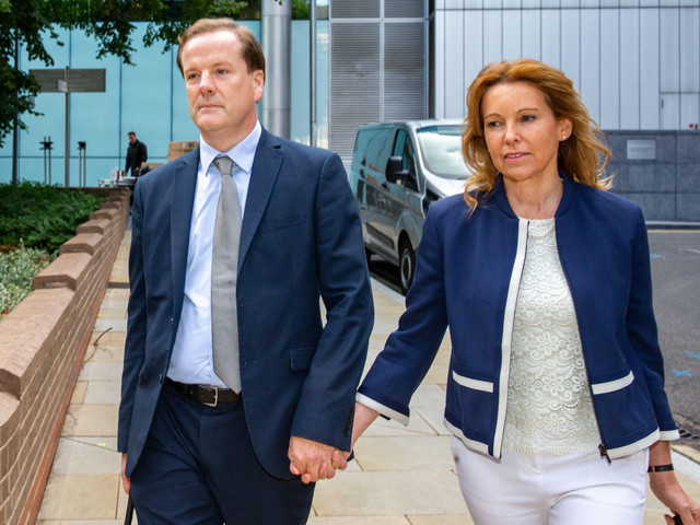Former Tory MP Charlie Elphicke 'sexually assaulted parliamentary worker then lectured her not to blab'