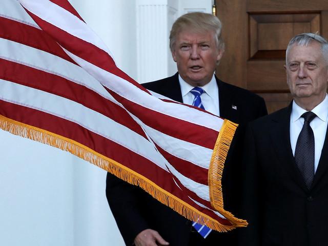 White House Gearing Up To Push Transgender Military Ban Forward