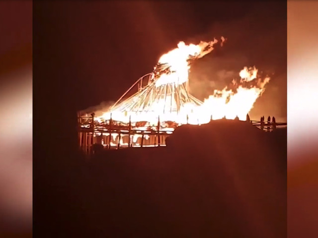 Scottish Crannog Centre destroyed as 'devastating' fire tears through recreated Iron Age roundhouse