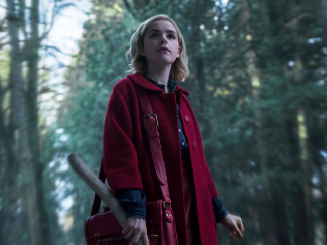 Sabrina's New Adventures Are Certainly 'Chilling', But Do They Have To Be So *Long*? - HuffPost Verdict