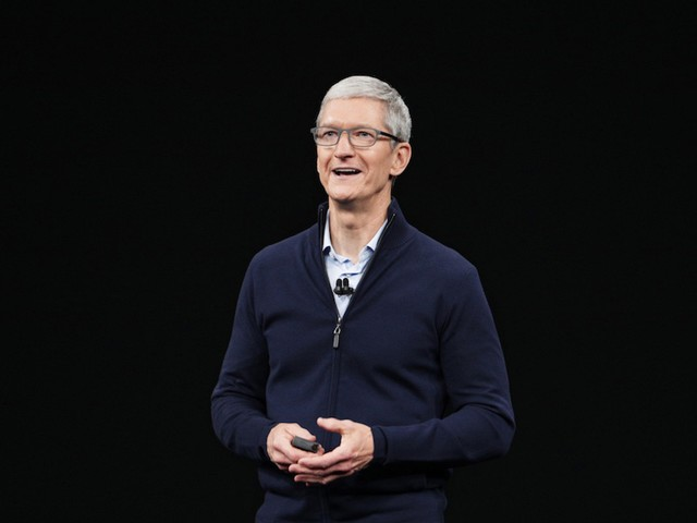 Tim Cook Speaks About DACA, Coding, and More at Bloomberg's First 'Global Business Forum'