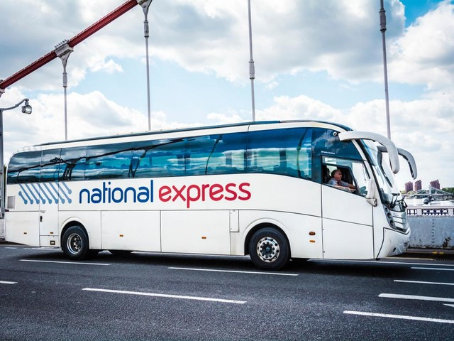 Coach travel to Champions League final with National Express is just £299 per person – but it takes over 30 hours EACH WAY