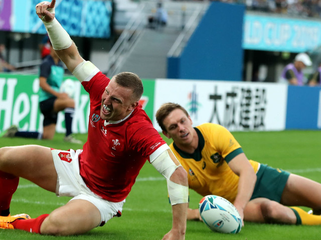 Rugby World Cup: what Wales's win over Australia means for the quarter-finals